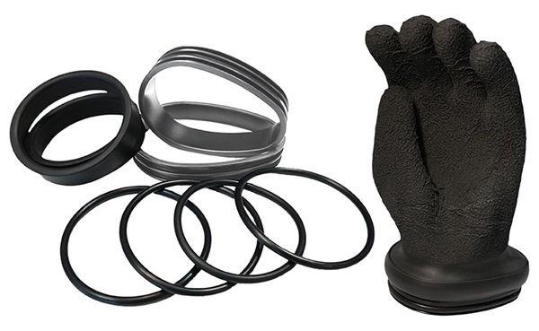 Scubaforce Thenar Trocken Handschuh System