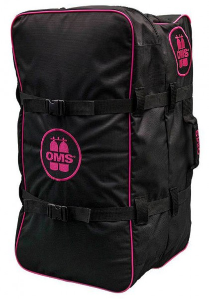 OMS Roller BAG Tauchtasche PINK
