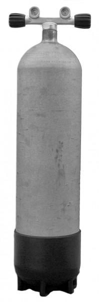 Faber HOT DIPPED Tauchflasche Stahl 12l 200bar LANG