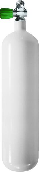 BtS Mono Flasche 3 Liter Stahl 114mm (230 Bar) NITROX