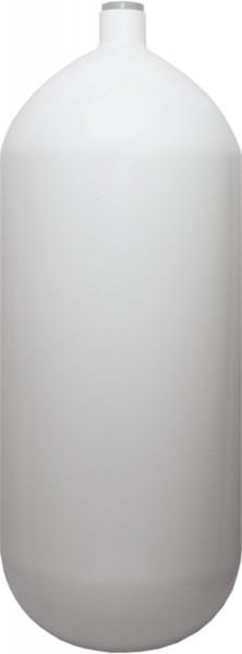 ECS Tauchflasche Stahl 12l 200bar KURZ