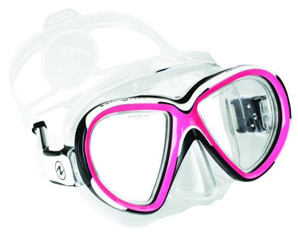 Aqualung Maske Reveal X2 (Pink)