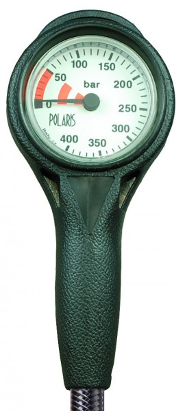 Leichtes Polaris Finimeter 52mm SLIMLINE (400 BAR)