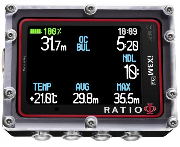 Ratio iX3M Pro Easy Tauchcomputer