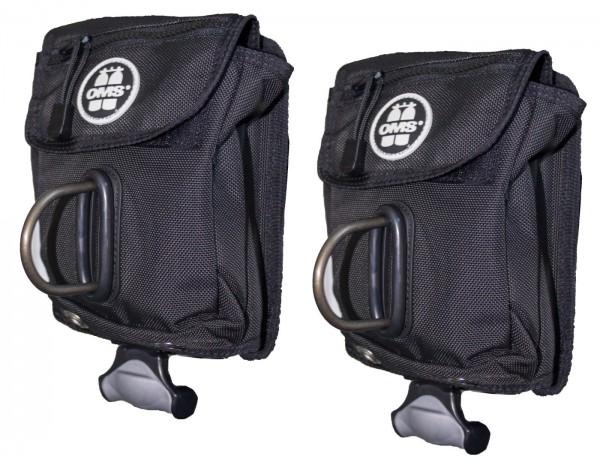 OMS Utility Tasche inkl. Bleitaschen System