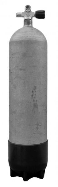 Faber HOT DIPPED Tauchflasche 12l 200bar Erweiterteres Monoventil LINKS