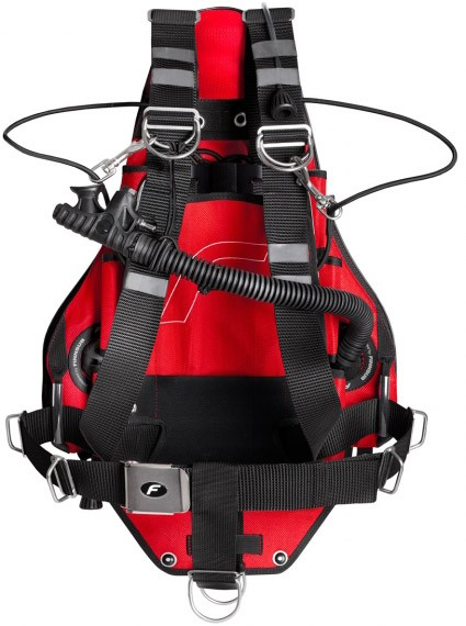 Finnsub Fly Side (Sidemount System) Rot