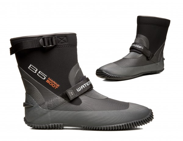 Waterproof B5 Marine Rock Boot