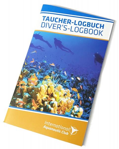 i.a.c. Taucher Logbuch