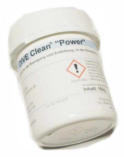 """DiveClean """"Power"""" Sauerstoff Reiniger (100g)"""