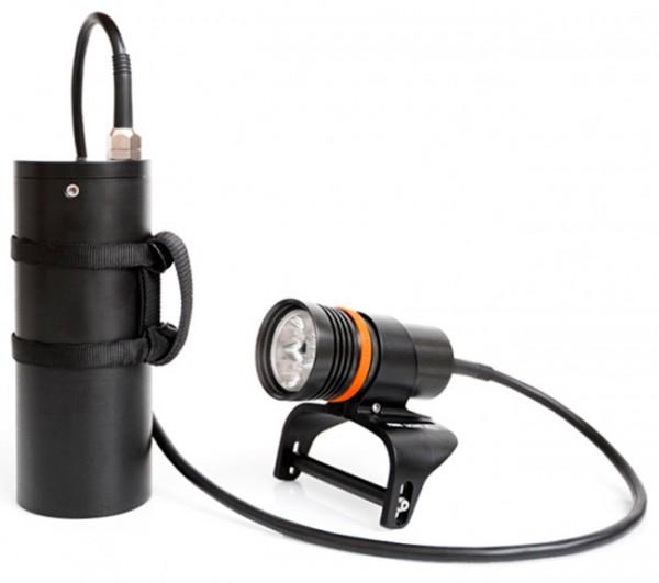 Finnlight Tanklampe Akku Reparatur