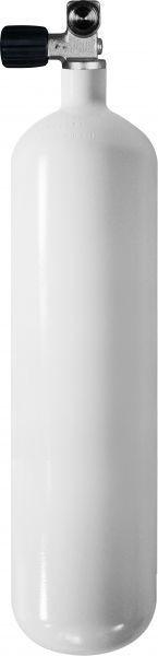 BtS Mono Flasche 3 Liter Stahl inkl. Monoventil (230 Bar) 114mm