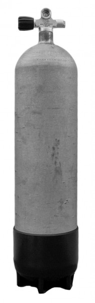 Faber HOT DIPPED Tauchflasche 12l 200bar Erweiterteres Monoventil RECHTS