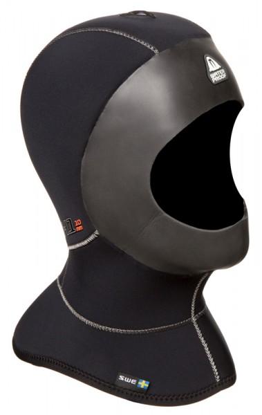 Waterproof H1 Kopfhaube 10mm (Mit Gesichtsmanschette)