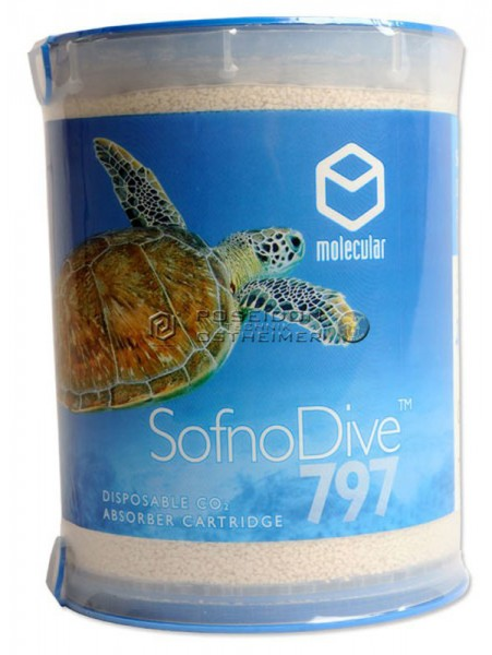 Atemkalk Sofno Dive 2er Pack  (Poseidon MKIV / SE7EN)
