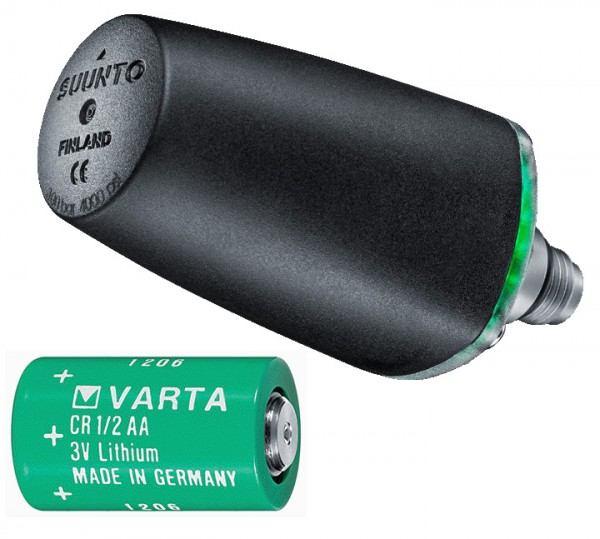 Batteriewechsel Suunto Sender