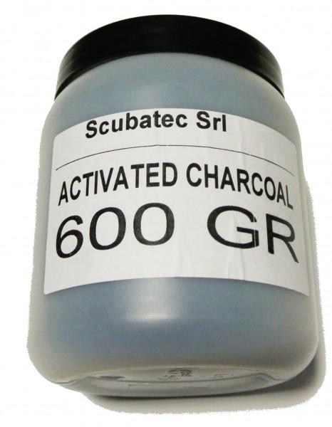 Aktivkohle für Nitrox Personal Filter (600g)