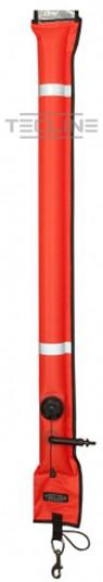 Tecline Deko Boje Rot 120cm