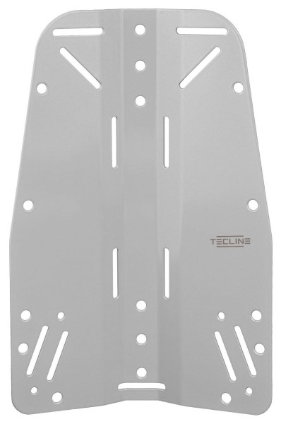 Tecline Edelstahl Backplate 3mm (Ohne Logo)
