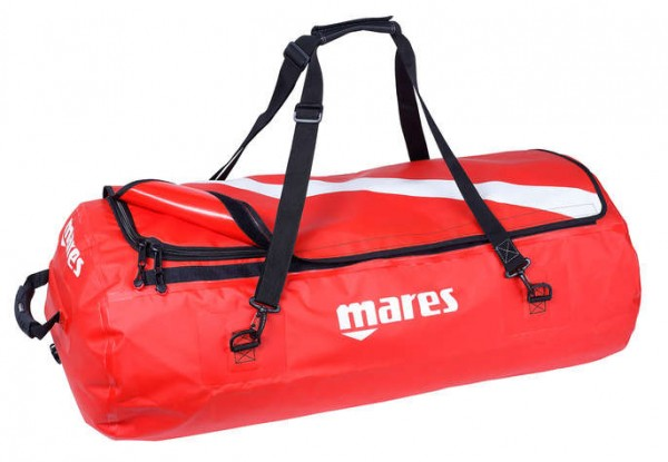 Mares BORSA Cruise Attack Tauchtasche (Rot)