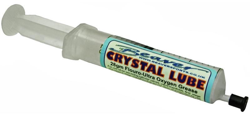 crystal lube 28 g o2 schmiermittel tauchfieber dein. Black Bedroom Furniture Sets. Home Design Ideas