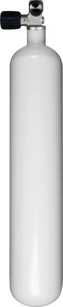 BtS Mono Flasche 3 Liter Stahl inkl. Monoventil (230 Bar)