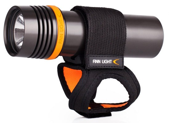 FinnLight 2000 SHORT Tauchlampe
