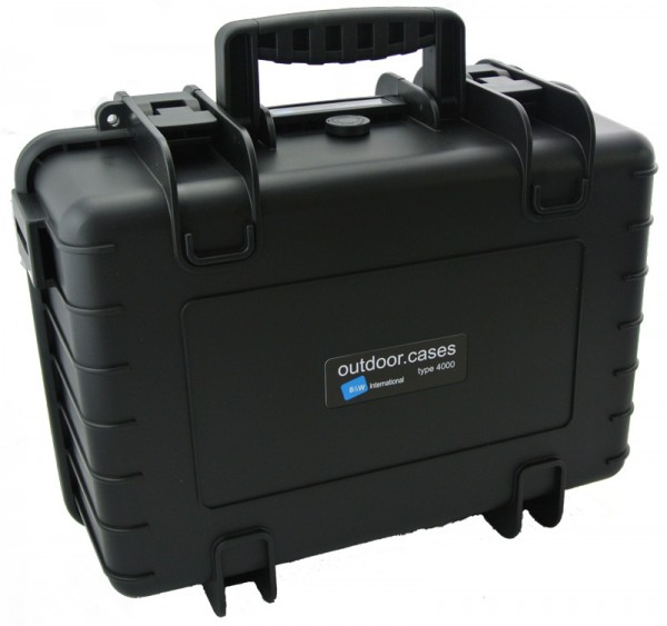 Taucher Outdoor Case B&W 4000