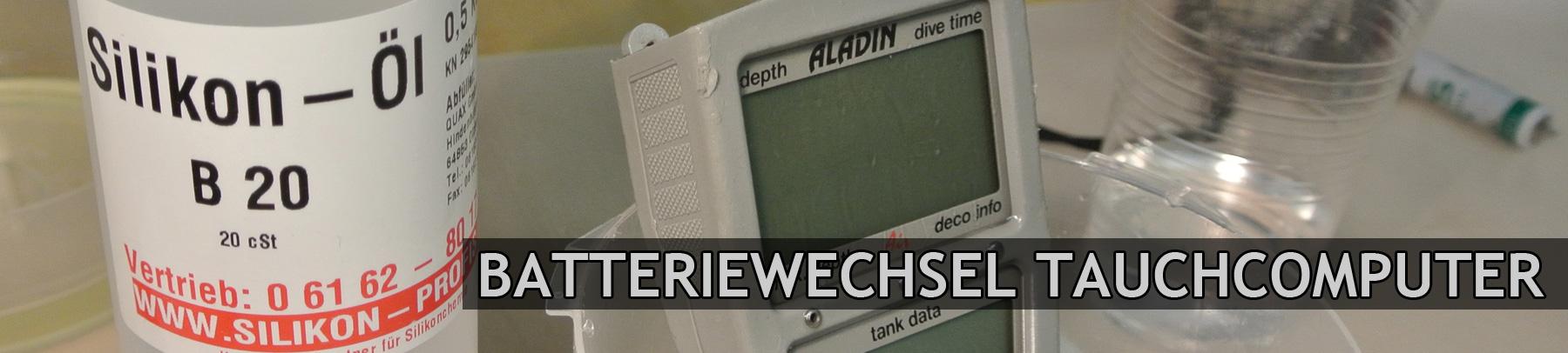 Batteriewechsel-tauchcomputer-Uwatec-Aladin-Suunto-Banner