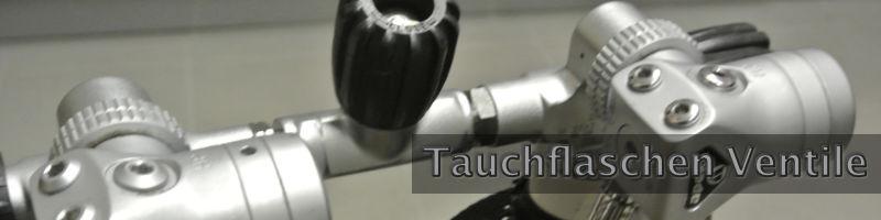 Tauchflaschen-Ventile-Header-Tauchshop