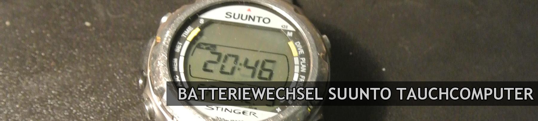 Batteriewechsel-Suunto-Tauchcomputer-Banner