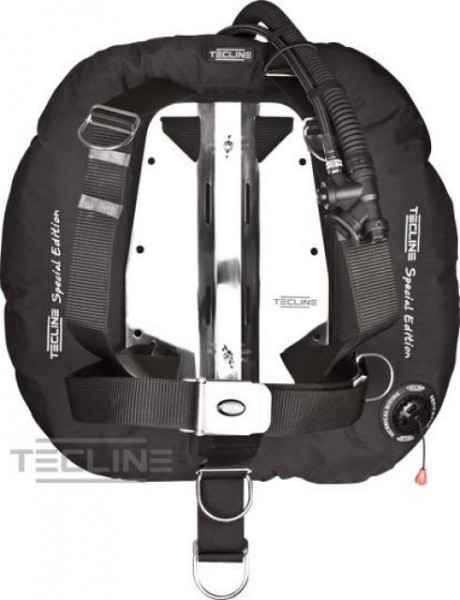 Tecline Wing Donut 22 Special Edition mit DIR Harness