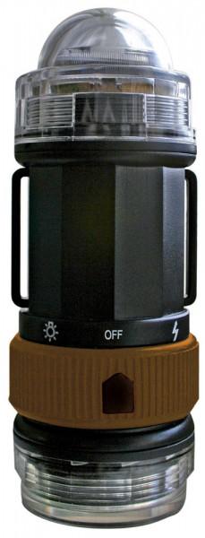 SOS Blitz LED Tauchlampe