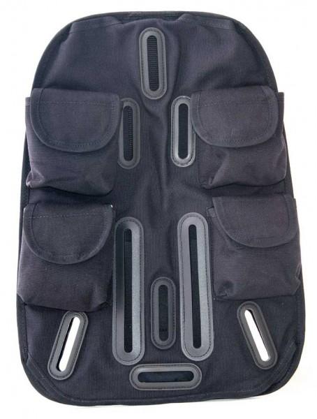 OMS Back Pad - Storage Pack mit Trimmblei Taschen