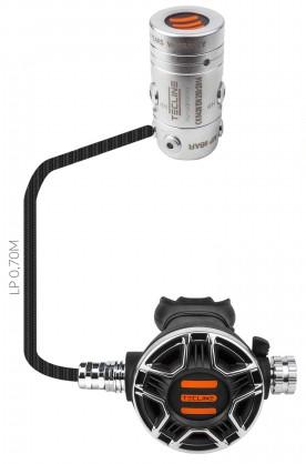 Tecline R2 TEC Atemregler (1. und 2. Stufe)