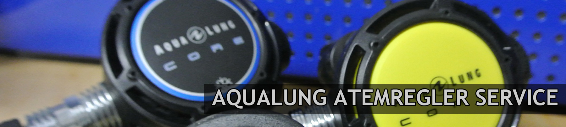 Aqualung-Atemregler-Service-Banner-Detailseite