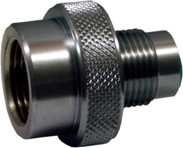 M26 Adapter weiblich auf G 5/8 männlich (232 bar)