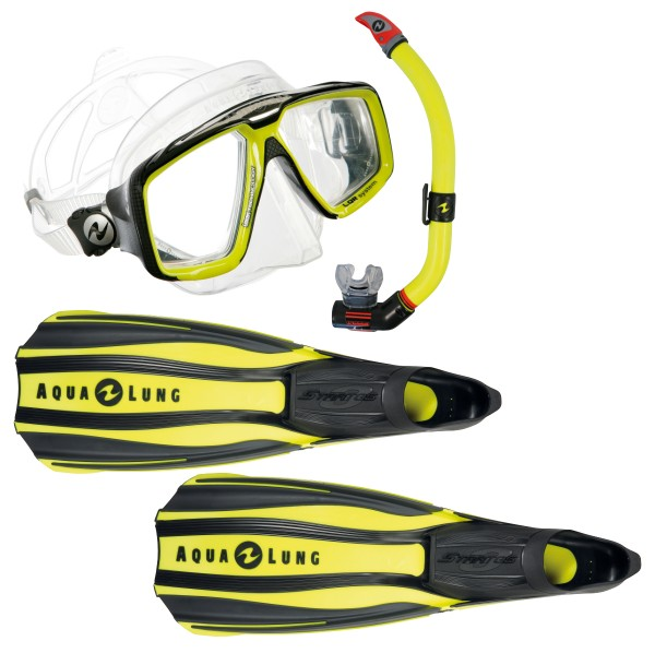 "Aqualung ABC Schnorchel Set ""Stratos"""