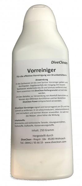 """DiveClean """"Vorreiniger"""" für Tauchflaschen(250g)"""