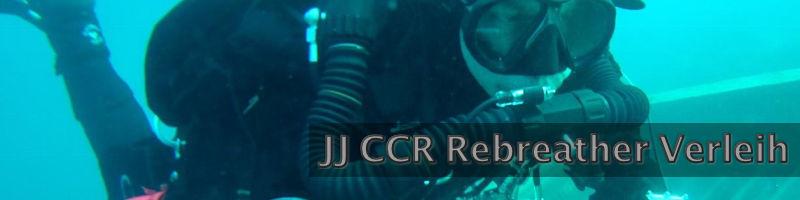 JJ-CCR-Rebreather-Verleih