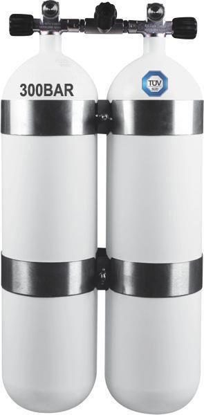 BtS Doppel 7 (300 Bar) Abbildung zeigt Doppel 12!