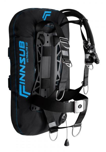 Finnsub FLY Ultralite Reisewing Schwarz - Blau
