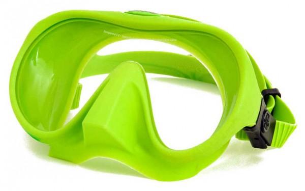 "OMS TRIBE Tauchmaske ""Lazard-Green"""