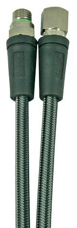 MIFLEX Hochdruckschlauch Carbon HD braided