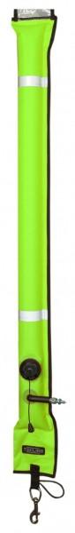 Tecline Deko Boje Gelb 120cm