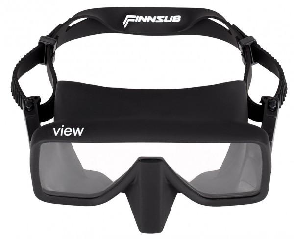 Finnsub Super View Tauchmaske