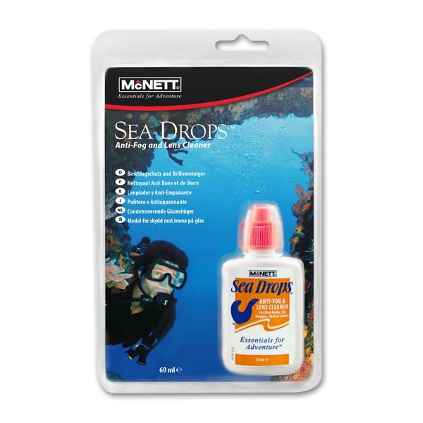 Sea Drops Antibeschlagmittel für Tauchmasken