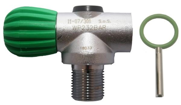 DIRZONE NITROX O2 Rebreather Ventil