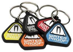 Waterproof Schlüsselanhänger