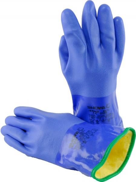 Trockentauch Handschuhe (blau)